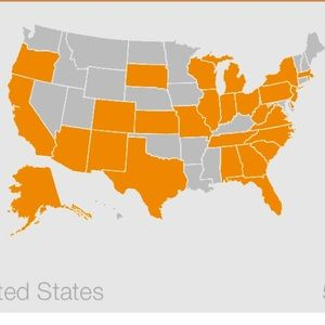 Where I've sold to so far (: